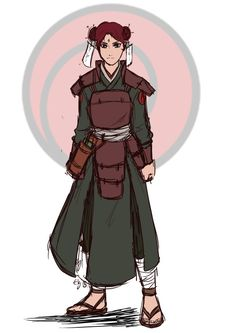 Indie Mito Uzumaki from Naruto Semi-selective. Naruto Oc, Naruto Funny, Naruto Girls, Itachi, Anime Naruto, Naruto Shippuden, Anime Girls, Akatsuki, Ninja Outfit