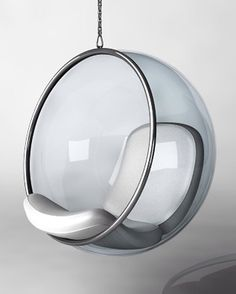 Eero Aarnio | Hanging Bubble Chair