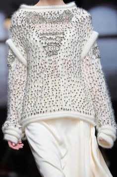 Ermanno Scervino, Fall 2013