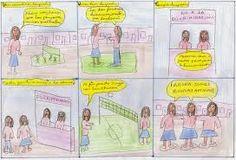 Resultado de imagen para historietas  sobre la discriminacion