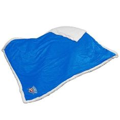 Oklahoma City Thunder Sherpa Blanket