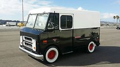 Rare 1969 Chevy P10 Step Van Vintage Shorty Stepvan - Certified Pre-owned Chevrolet Other for sale in Westminster, California | autobia.com