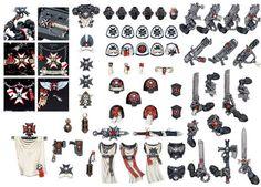 Knights Templar upgrade kits