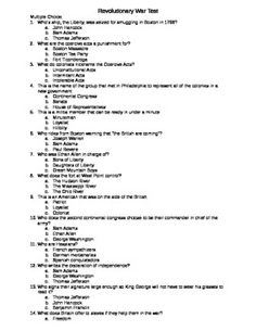 Canterbury Tales Multiple Choice Test 75 Questions