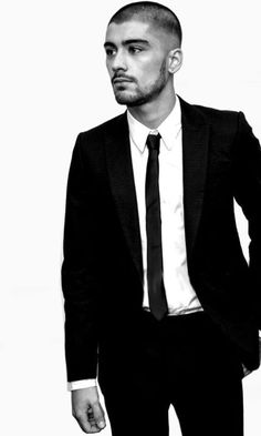 Zayn Malik in suit