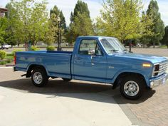 I would like to share a few photos of our restored 1984 Ford F-150 truck to be considered for an LMC catalog cover. It would be an honor to have our truck photos in your next edition.   This truck has an amazing story to tell! It was first