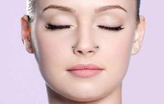 Fantastic Screen Nose Piercings hippie Thoughts Any face treatment piercing cre. - Fantastic Screen Nose Piercings hippie Thoughts Any face treatment piercing creates a vivid record - Septum Piercings, Tragus, Nasallang Piercing, Nose Piercing Jewelry, Piercing Ideas, Bodysuit Tattoos, Face Dermal, Kylie Jenner Piercings, Diy Jewelry Inspiration