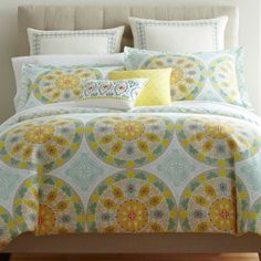 Santorini Duvet Cover Set & Accessories    found at @JCPenney