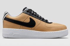 R.T. x NIKE AIR FORCE 1 BEIGE COLLECTION