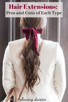 Looking for the best types of hair extensions? Here's my hair extensions pros and cons including tape in hair extensions, keratin hair extensions, and clip in hair extensions. Keratin Hair Extensions, Types Of Hair Extensions, Hair Extensions For Short Hair, Hair Extensions Before And After, Clips, About Hair, Hair Looks, Curly Hair Styles, Cool Hairstyles