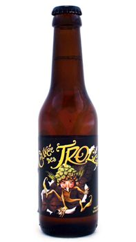 Brasserie Dubuisson Cuvée des Trolls, one of GAYOT's Top 10 Fall Beers