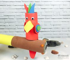 Dovecraft Foam Pirate Kids Craft Project Tutorials and Free Templates