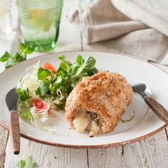 Stuffed Chicken Breast Recipe | Frontier Co-op