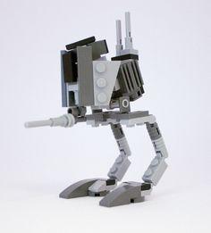 Lego Star Wars Custom 187th 357th 501st at RT Republic Walker Clone Wars | eBay