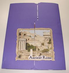 ancient rome group project (focus on aspect of rome? ex. culture, art, history)