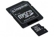 Carte mémoire Micro SDHC 8Go