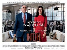 Win 'The Intern' Movie Merchandise