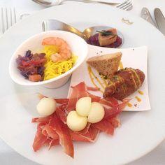 Riu Palace Tenerife buffet - Serrano Ham - All Inclusive - RIU Hotels & Resorts