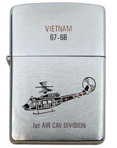 Vietnam Zippo Design 5