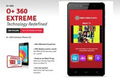 ABS-CBN Mobile Now Offers O+ Smartphone Kits with Free SIM and Weekly Load
