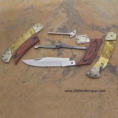 Rough Rider Custom Shop Knife Kit 1 - RRCS1