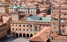Université de Bologne, Italie
