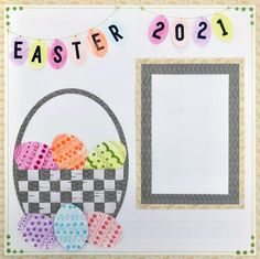 This Easter Scrapbook Layout Is Egg-stra Special – Creative Memories Blog Creative Memories, Scrapbook Pages, Scrapbooking Ideas, Blog, Picture Layouts, Easter Crafts, Paper Crafting, One Pic, Dots