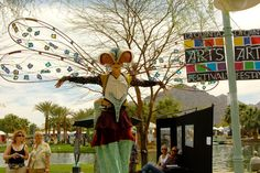 The La Quinta Arts Festival in Greater Palm Springs was ranked the #1 Fine Art Festival and #1 Fine Craft Festival in the Nation in 2014 | Greater Palm Springs