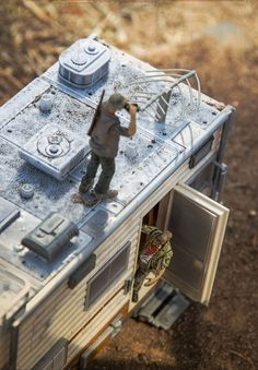 Dale's RV From McFarlane In Stores Now