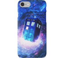 Tardis Doctor Who Vortex iPhone Case/Skin