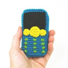 Cell Phone Toy by Cuddle Bug Kids, via Flickr