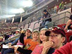 Rodeo Houston - Melinda and the kids