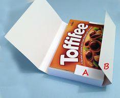 Craft&You Design - Toffifee-eske med tutorial Diy Paper, Paper Crafts, Scrapbook Box, Diy And Crafts, Arts And Crafts, Exploding Boxes, Journal Paper, Card Tutorials, Design Crafts
