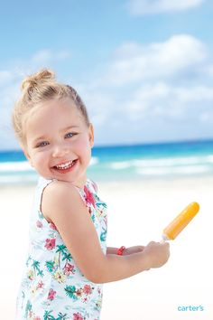 Sweet! Summer is calling and we've got everything for little ones with big horizons.