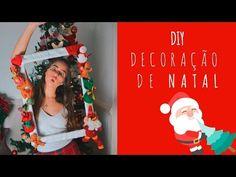 DIY Decoração de Natal | Blog da Cá - YouTube