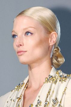 The Most Anticipated Hair Trends For Spring 2013 - Tying The Knot - Altuzarra
