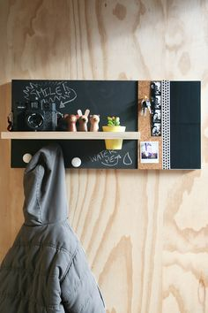 Get organized for fall with these 6 easy DIY projects for stashing your goodies!