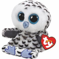 Dolls & Stuffed Toys Stuffed & Plush Animals Ty Beanie Boos Collection Icy Pierre Seal Plush Toy Big Eyed Stuffed Animal Doll Girls Gift Kids Toy Couple Doll Christmas Bright And Translucent In Appearance