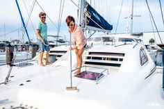 We're not very far along in our liveaboard sailing life but there is one thing I am certain of, sailing and...