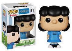 Pop! TV: Peanuts - Lucy van Pelt | Funko