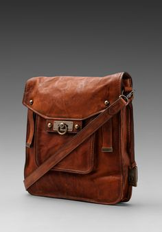 FRYE Cameron Magazine Crossbody in Cognac at Revolve Clothing - Free Shipping!