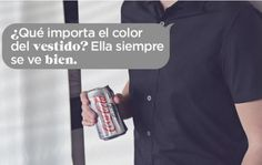 @CocaColaCo #TheDress en Twitter