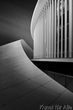 Photo Print Luxembourg Philharmonie By Arnd Gottschalk On Glossy