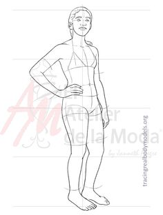 Realmodels templates 0012 clothing and textiles pinterest realmodels templates 0012 clothing and textiles pinterest body template real bodies and sketches pronofoot35fo Gallery