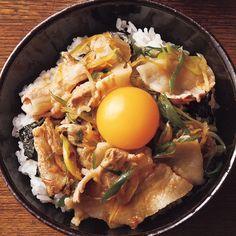 スタ丼 | 瀬戸口しおりさんのどんぶりの料理レシピ | プロの簡単料理レシピはレタスクラブネット