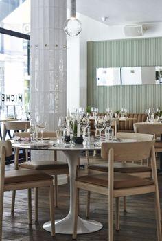 Michel Restaurant and Bar | Restaurant Design