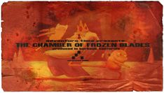 2-11: The chamber of Frozen Blades