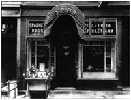 Patsy's Pizzeria first opened its New York City location at 2287 1st Avenue in 1933.