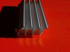 Wetterschutzgitter W57 Alfitec Gitterelemente aus Aluminium, Lüftungsgitter Lamellengitter Gitter Knife Block, Aluminium, Design, Cover Up, Lattices