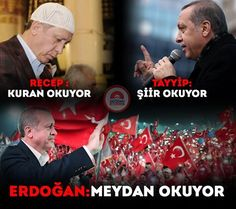 The best leader in the world - Erdogan!